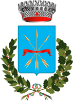 coat of arms for Mirabello Sannitico, Italy