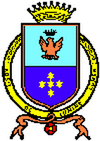 coat of arms for Saluggia, Italy