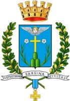 coat of arms for Sarsina, Italy