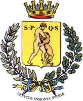 coat of arms for Sessa Aurunca, Italy