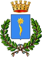 coat of arms for Teggiano, Italy