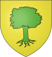 coat of arms of Calenzana, Corsica