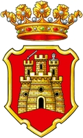 coat of arms of Caltanissetta, Italy
