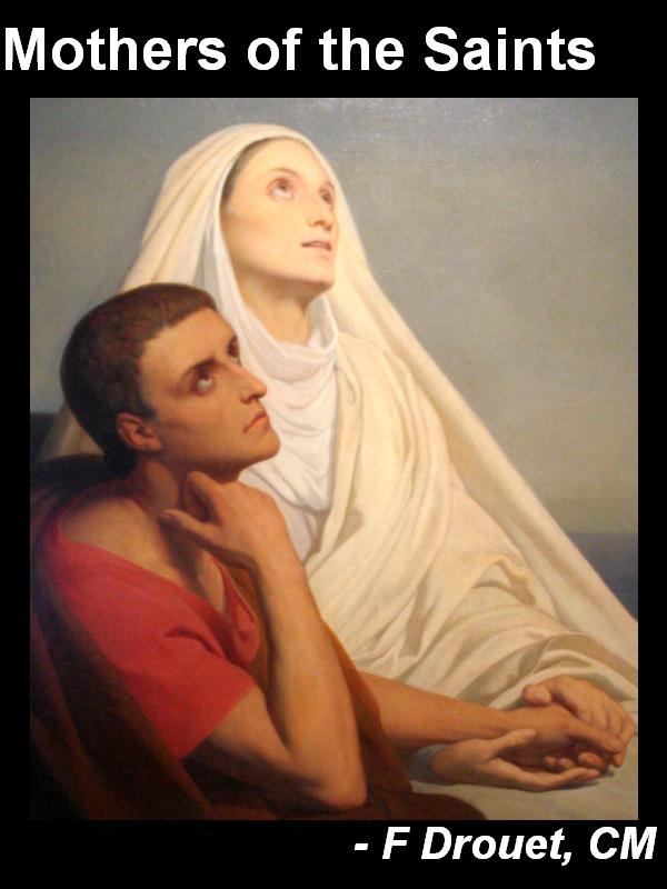 Mothers of the Saints, by F Drouet, CM