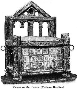 Chair of Saint Peter