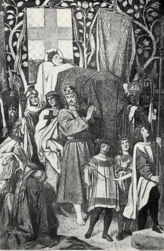 Saint Elizabeth after Death
