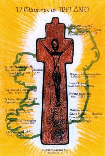 17 Martyrs of Ireland