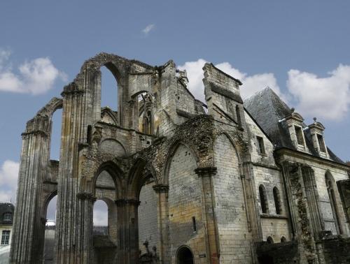 Abbey of Fontenelle