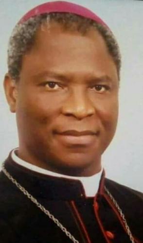 Archbishop Gabriel Gonsum Ganaka