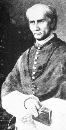 Archbishop Joseph Sadoc Alemany y Conill
