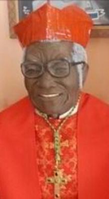Cardinal Peter Porekuu Dery