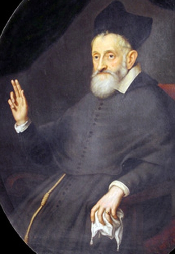Bishop Francesco Gonzaga