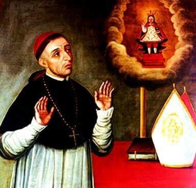 Bishop Pedro de Agurto