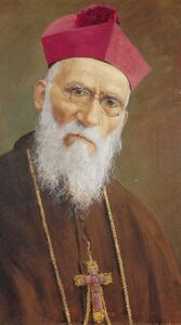 portrait of Blessed Andrea Giacinto Longhin; swiped off the Vatican web site