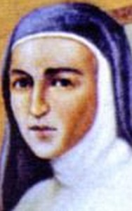 Blessed Anna of the Angels Monteagudo