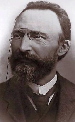 photograph of Blessed Bartholomew Longo, c.1900