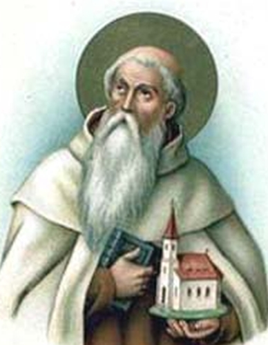 Blessed Bertold of Mount Carmel