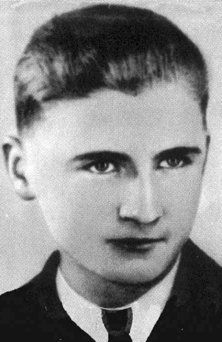 Blessed Czeslaw Jozwiak, date, location and photographer unknown; swiped from Santi e Beati