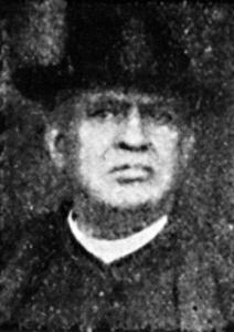 Blessed Damián Gómez Jiménez, date, location and photographer unknown; swiped from Santi e Beati