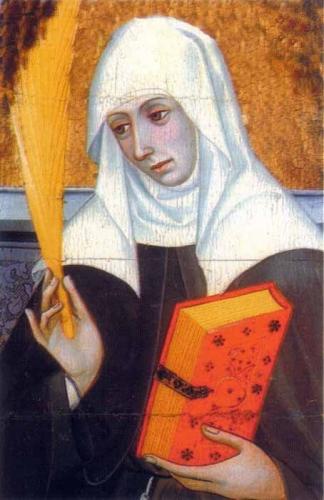 Blessed Delphine of Glandèves