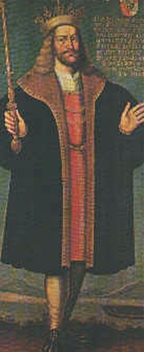 Blessed Erik IV of Denmark, date and artist unknown; swiped from Wikimedia Commons