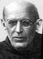 Blessed Félix Gómez-Pinto Piñero, date, location and photographer unknown; swiped from Santi e Beati