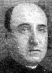 Blessed Félix Pérez Portela; swiped from Santi e Beati