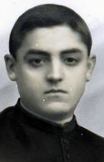 Blessed Francisco Maqueda López; image swiped from Santi e Beati