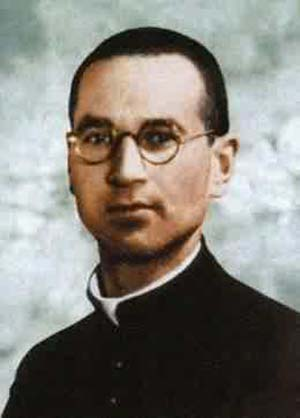 photograph of Blessed Franciszek Drzewiecki, date, location and photographer unknown; swiped from Santi e Beati
