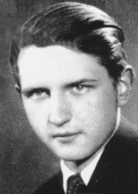 Blessed Jarogniew Wojciechowski, date, location and photographer unknown; swiped from Santi e Beati