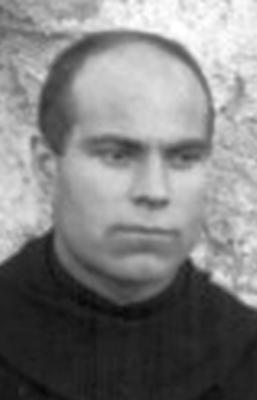 Blessed Jaume Vendrell Olivella