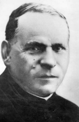 photograph of Blessed José Calasanz Marqués, date, location and photographer unknown; swiped from Santi e Beati