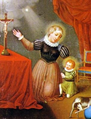 Blessed Juana de Aza