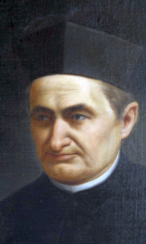 19th century painting of Blessed Luigi Maria Palazzolo