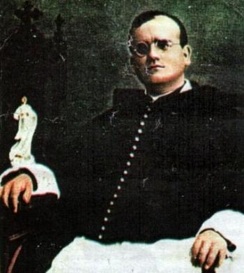 Blessed Manuel Martín Sierra