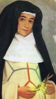 Blessed María Francisca Espejo y Martos