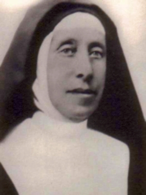Blessed Maria Therese von Wüllenweber
