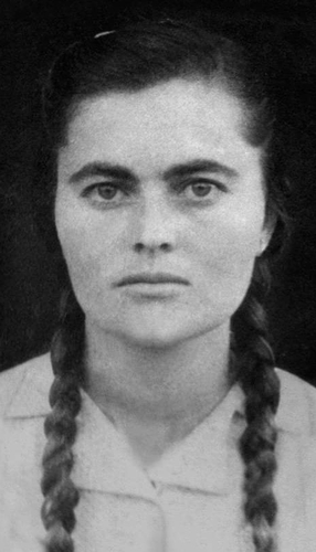 Blessed Maria Tuci in 1945