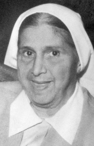 Blessed Maria del Carmen Rendiles Martinez