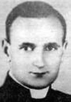 photograph of Blessed Marian Skrzypczak, date, location and photographer unknown; swiped from Santi e Beati