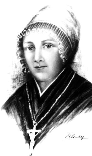 Blessed Marie-Louise-Élisabeth de Lamoignon de Dolé de Champlâtreux