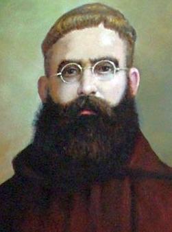 Blessed Modesto García Martí, date and artist unknown; swiped from Santi e Beati