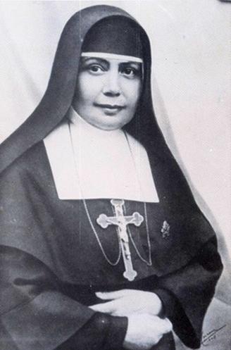 Saint Nazaria Ignacia March y Mesa