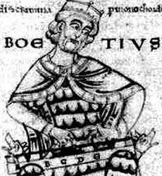 Blessed Severinus Boethius