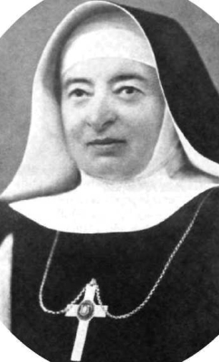 photograph of Blessed Teresa Maria Mastena, date unknown, photographer unknown; swiped off Wikimedia Commons
