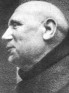 photograph of Blessed Valentin Paquay, date unknown, photographer unknown