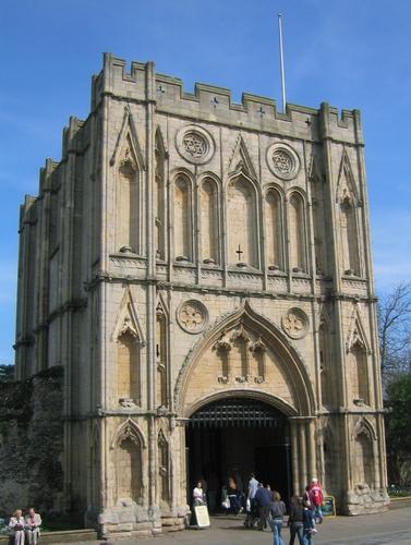 Bury Saint Edmund's