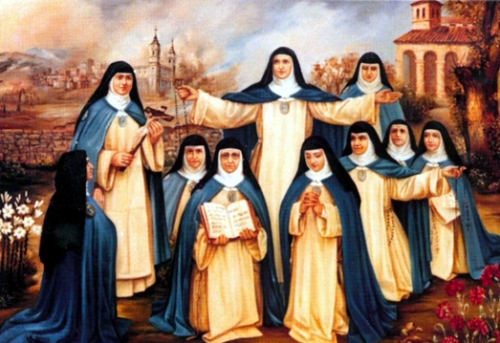 Conceptionist Martyrs of Madrid
