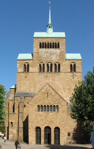 Minden cathedral
