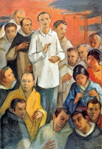 28 septembre Saint Laurent Ruiz et ses 15 compagnons Img-Dominican-Martyrs-of-Japan